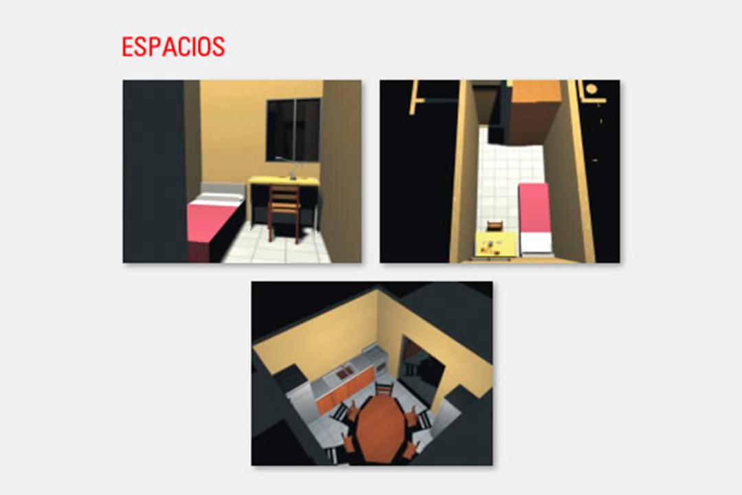 Espacios - Residencia Quijote