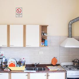 Cocina Residencia Quijote