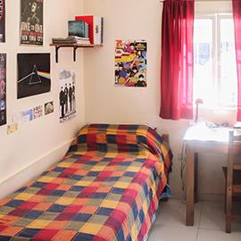 Habitaciones Residencia Quijote