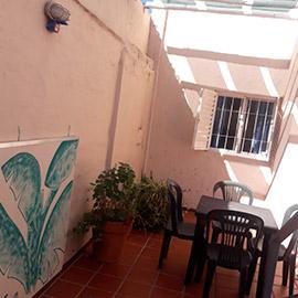 4 Patios, Asador Común Residencia Quijote